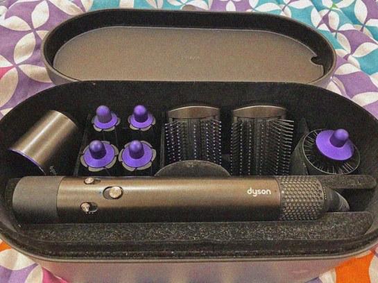 dyson purple